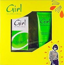 Духи, Парфюмерия, косметика Gian Marco Venturi Girl - Набор (edt/30ml + b/lot/100ml)