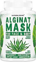 Духи, Парфюмерия, косметика Альгинатная маска с ламинарией - Naturalissimoo Laminaria Alginat Mask