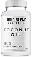 Кокосовое масло косметическое - Joko Blend Coconut Oil — фото N1