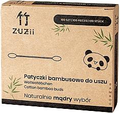 Духи, Парфюмерия, косметика Бамбуковые ватные палочки - Zuzii Bamboo Cotton Buds