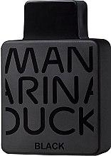 Духи, Парфюмерия, косметика Mandarina Duck Black - Туалетная вода (тестер без крышечки)