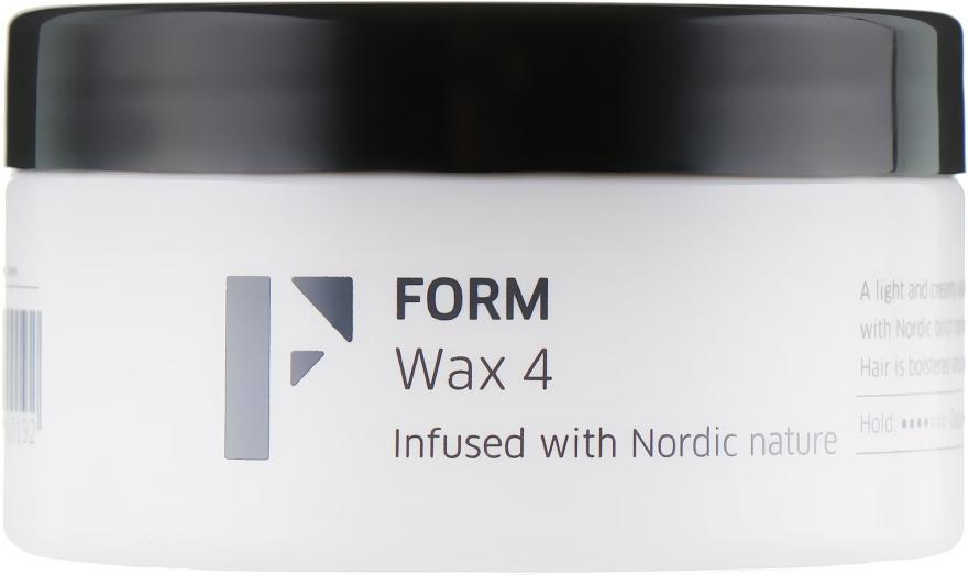 Воск для волос средней фиксации - Inshape Form Wax-4