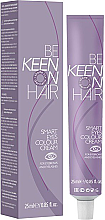 Духи, Парфюмерия, косметика Крем-краска для бровей и ресниц - Keen Smart Eyes Colour Cream