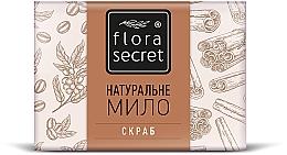 """Духи, Парфюмерия, косметика Натуральное мыло """"Скраб"""" - Flora Secret"""