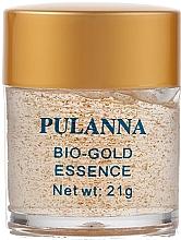 Духи, Парфюмерия, косметика Гель для кожи вокруг глаз - Pulanna Bio-Gold Essence