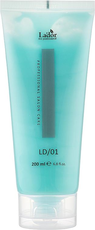 Маска для восстановления волос - La'dor ld programs 01