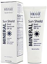Парфумерія, косметика Сонцезахисний крем на мінеральній основі - Obagi Medical Sun Shield Mineral Broad Spectrum SPF 50