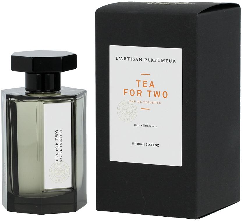L`Artisan Parfumeur Tea For Two - Туалетная вода