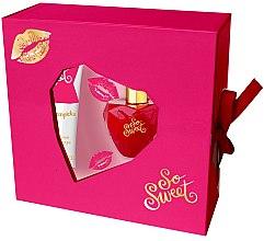 Духи, Парфюмерия, косметика Lolita Lempicka So Sweet - Набор (edp/50ml +b/lot/75ml)