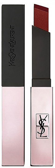 Матовая помада для губ - Yves Saint Laurent Rouge Pur Couture Slim Glow Matte