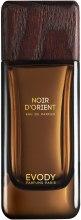 Духи, Парфюмерия, косметика Evody Noir d'Orient - Парфюмированная вода