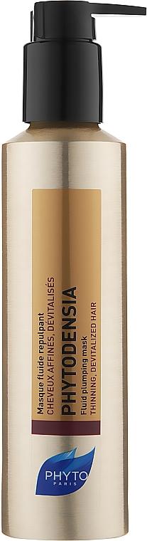 Маска-флюид для увеличения объема волос - Phyto Phytodensia Plumping Fluid Mask