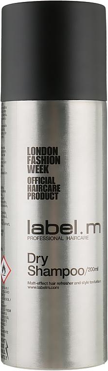 Сухой шампунь - Label.m Dry Shampoo