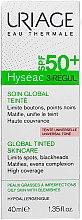 Духи, Парфюмерия, косметика Тональный универсальный уход - Uriage Hyséac 3-Regul Global Tinted Skincare SPF50