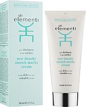 Крем проти розтяжок - Gli Elementi Stretch Marks Cream — фото N2