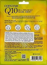 Тканевая маска антивозрастная - Beauadd Baroness Mask Sheet Q10 — фото N2