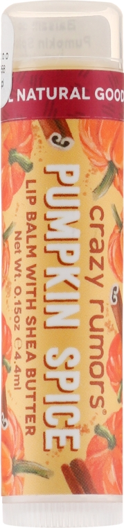 Бальзам для губ - Crazy Rumors Pumpkin Spice Lip Balm