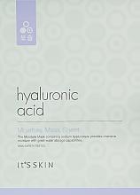 Духи, Парфюмерия, косметика Увлажняющая тканевая маска с гиалуроновой кислотой - It's Skin Hyaluronic Acid Moisture Mask Sheet