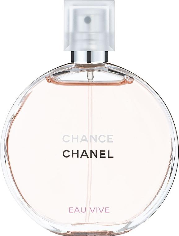 Chanel Chance Eau Vive - Туалетная вода (тестер с крышечкой)