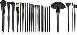 Набор кистей для макияжа 24шт в чехле - Aise Line Makeup Brush Set — фото N2