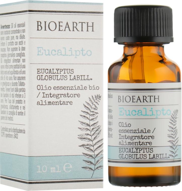Чистое масло эвкалипта - Bioearth