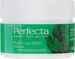 "Духи, Парфюмерия, косметика Крем для лица ""Дневной"" - Perfecta Your Time is Green"