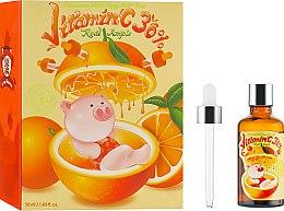 Духи, Парфюмерия, косметика Сыворотка с высоким содержанием витамина С - Witch Piggy Hell-Pore Vitamin C 30% Real Ample
