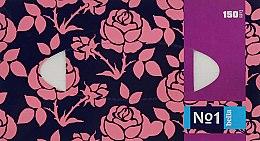 Духи, Парфюмерия, косметика Салфетки универсальные двухслойные 150шт., серая роза - Bella