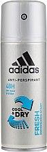 Духи, Парфюмерия, косметика Антиперспирант - Adidas Anti-Perspirant Fresh Cool Dry 48h