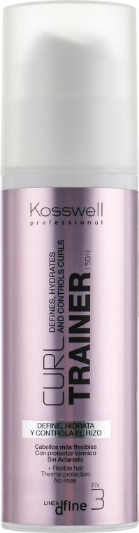 Средство для волнистых волос - Kosswell Professional Dfine Curl Trainer