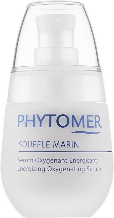 Сыворотка оксигенирующая - Phytomer Souffle Marin Energizing Oxygenating Serum
