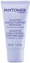 Духи, Парфюмерия, косметика Очищающая матирующая маска - Phytomer OligoPur Shine Control Purifying Mask