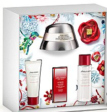 Духи, Парфюмерия, косметика Набор - Shiseido Bio Performance Gift Set (cr/50ml + foam/15ml + f/lot/30ml + conc/5ml)