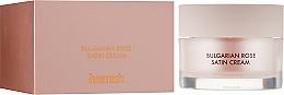 Духи, Парфюмерия, косметика Крем для лица увлажняющий - Heimish Bulgarian Rose Satin Cream