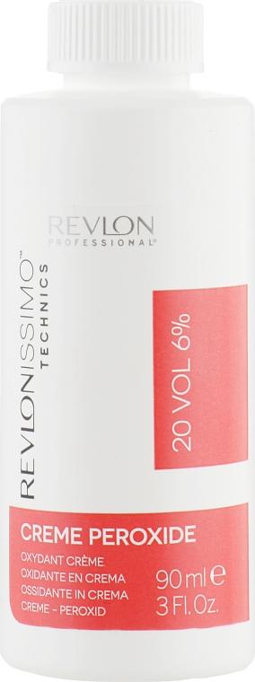 Крем-пероксид - Revlon Professional Creme Peroxide 20 Vol. 6%