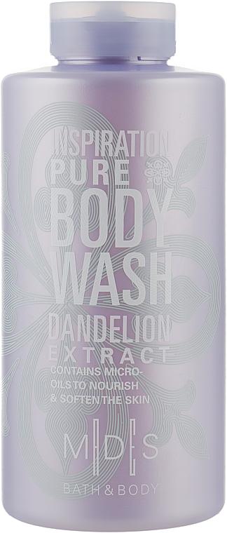"""Гель для душа """"Вдохновение чистотой"""" - Mades Cosmetics Bath & Body Inspiration Pure Body Wash"""
