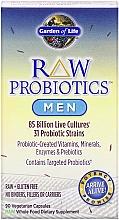Духи, Парфюмерия, косметика Пробиотики для мужчин - Garden of Life Raw Probiotics Men