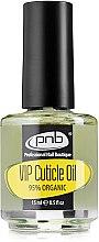 Духи, Парфюмерия, косметика Масло по уходу за ногтями и кутикулой - PNB VIP Cuticle Oil