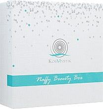 Духи, Парфюмерия, косметика Набор - Kosmystik Naffy Beauty Box (sh/gel/200ml+cond/200ml+b/lotion/200ml+f/cr/25ml+f/cr/25ml)