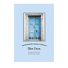 Духи, Парфюмерия, косметика Bridgewater Candle Company Blue Door - Ароматическое саше