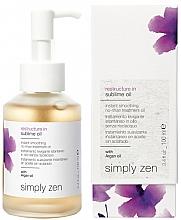 Духи, Парфюмерия, косметика Несмываемое мгновенное выпрямляющее масло - Z. One Concept Simply Zen Restructure In Sublime Oil