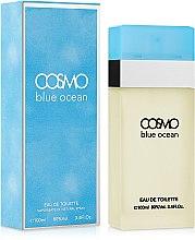 Духи, Парфюмерия, косметика Cosmo Designs Blue Ocean - Туалетная вода