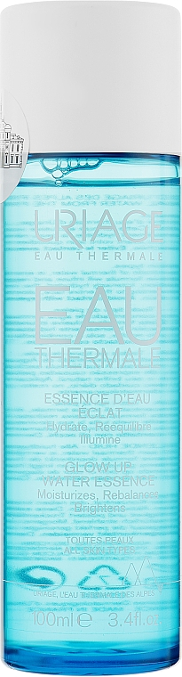 Увлажняющая тонизирующая вода для лица - Uriage Eau Thermale Glow Up Water Essence