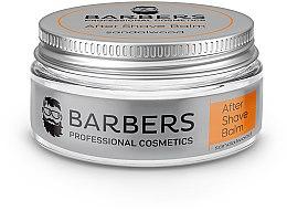 Парфумерія, косметика Бальзам після гоління з олією сандалу - Barbers Sandalwood After Shave Balm