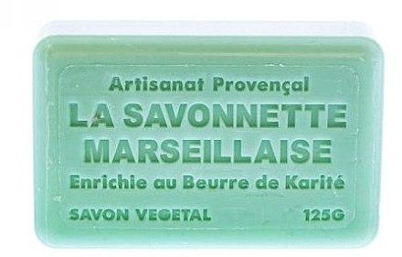 """Марсельское мыло """"Лагуна"""" - Foufour Savonnette Marseillaise Lagon — фото N2"""