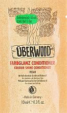 """Духи, Парфюмерия, косметика Кондиционер для окрашенных волос """"Сияние цвета"""" - Uberwood Colour Shine Conditioner (пробник)"""
