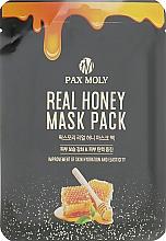 Духи, Парфюмерия, косметика Маска тканевая с экстрактом меда - Pax Moly Real Honey Mask Pack