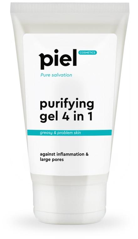 Гель для вмивання - Piel cosmetics Pure Salvation Purifying Gel Ceanser — фото N1
