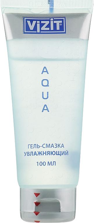 """Гель-смазка """"Aqua"""", увлажняющая - Vizit"""