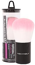 Духи, Парфюмерия, косметика Кисть кабуки - Tony Moly Professional Pink Kabuki Brush